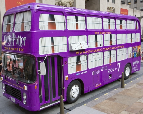 "The Harry Potter ""Knight Bus"""