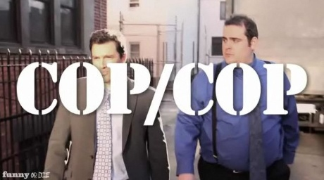 'Cop/Cop' title screen shot
